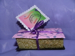 Honey and Oatmeal exfoliating soap
